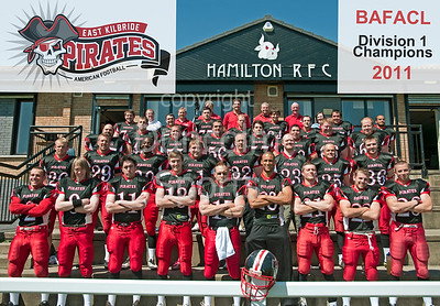 EK Pirates Team Photos 2011