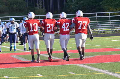 JV Football vs IR 9-18-14