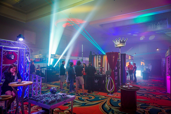 PLASA Lightig Convention, Orlando FL 2 17 2015