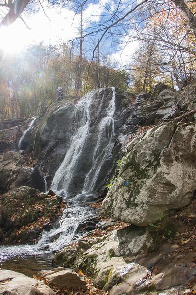 Dark Hollows Fall - Shenandoah National Park