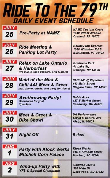 Ride 79th
