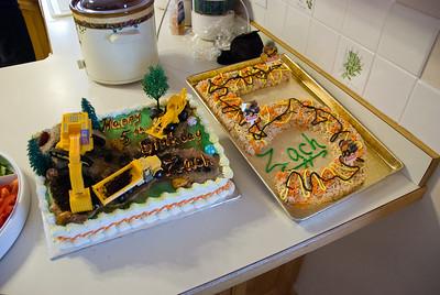 2008 Mar - Zach's Birthday
