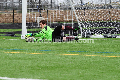 Boys JV Soccer: Broad Run at Woodgrove (4-4-2014 by Jeff Vennitti)