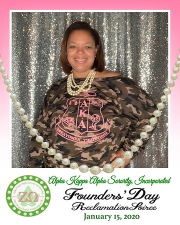 Alpha Kappa Alpha Sorority , Inc.