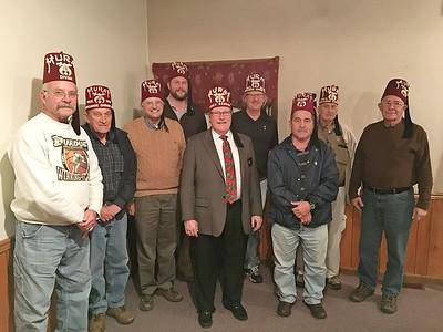 2015 December - Tippecanoe Shrine Club