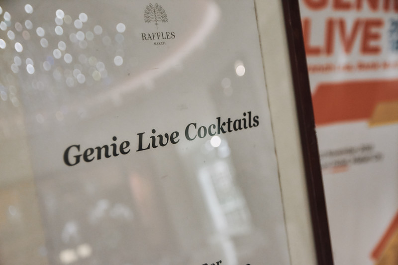 Genie Live Cocktails
