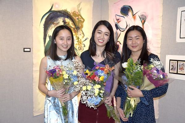 Senior Trio Exhibition