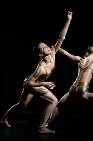 Cedar Lake Contemporary Ballet, Installation, May 13, 2011 Performance