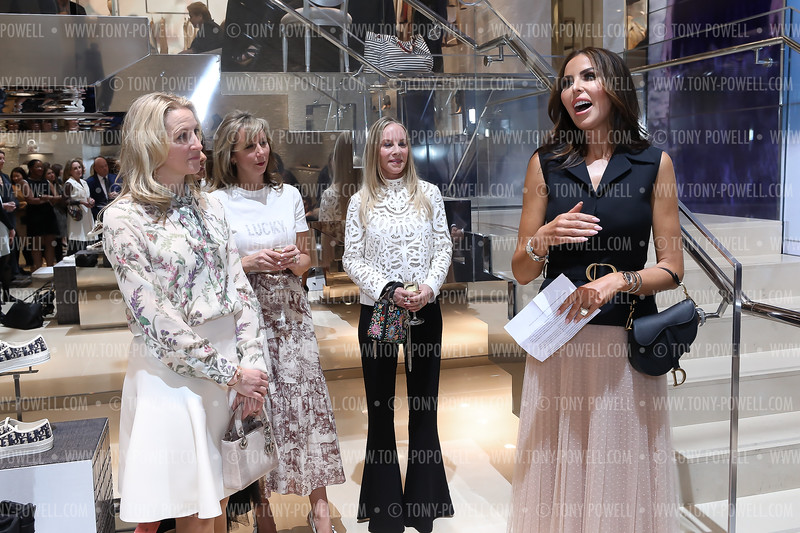 Dior CityCenterDC CNMC Shopping Event
