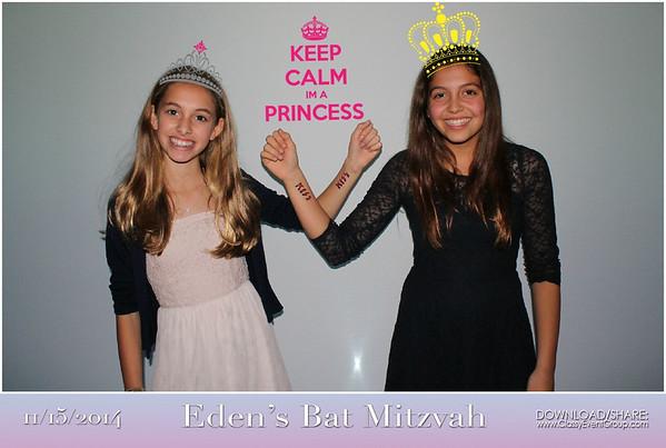 2014-11-15 Eden's Bat Mitzvah