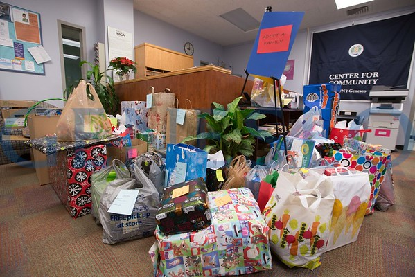 Adopt a Family Gift Drive