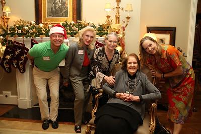 Seniors Christmas Party 2015