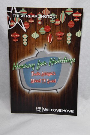 11-22-2019 Hooray for Holidays Opening @ Theatre Arlington