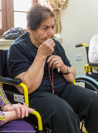 2018 Israel Wheelchair Distributions