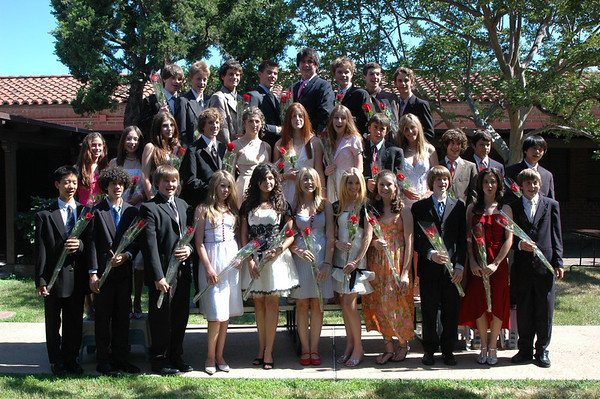 Chris - Middle School Graduation