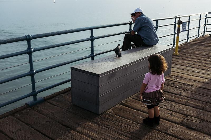 Exploring Santa Monica