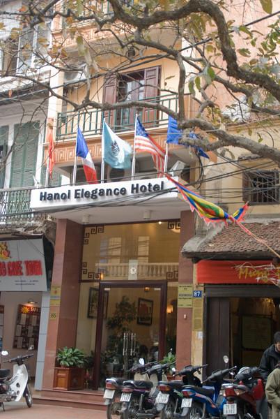 Hanoi, Vietnam  Feb. 11-15, Feb.18-19