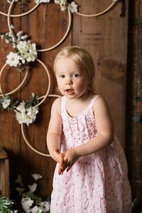 Kyla & Gentry {Easter Mini}