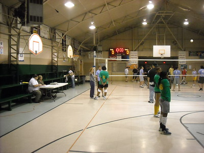 CYO Volleyball vs. St. Benilde