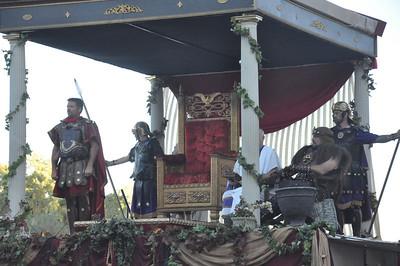 Gladius Evening Show:  Nero Caesar Arrives 9 October 2010