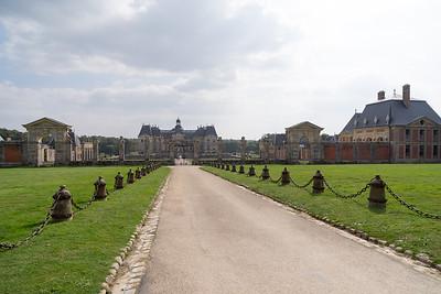 2014 - Vaux le Vicomte