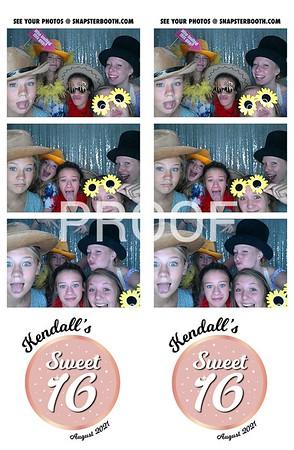 EXPRESS - Kendall's Sweet 16 - 082221
