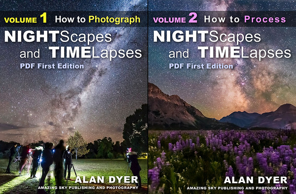 How to Photograph and Process Nightscapes and Time-Lapses