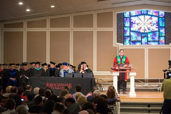 Spring Graduation 2014