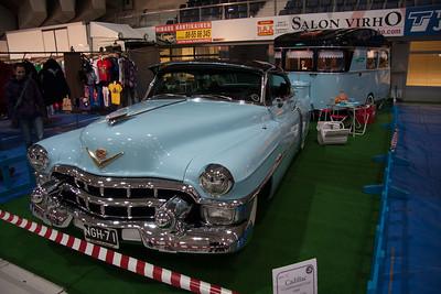 American Car Show, Oulu, Finland 2012