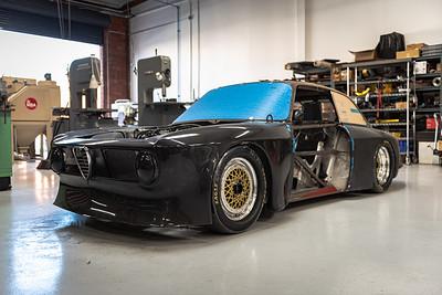 Alfa Romeo Racecar
