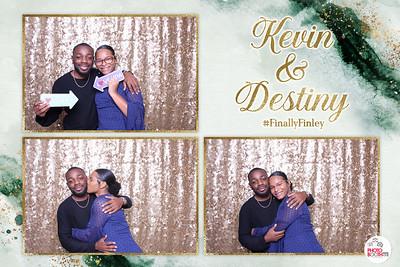 Kevin & Destiny Wedding