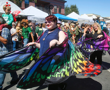Photos: All Species Parade at North Country Fair
