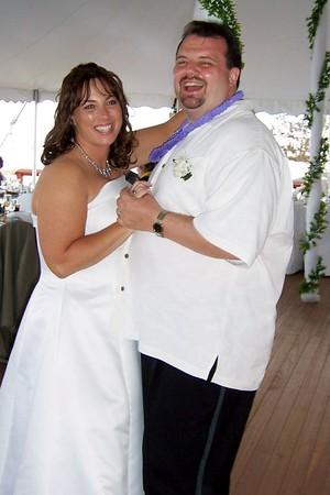 Joan & Mark's Wedding 07.04.04