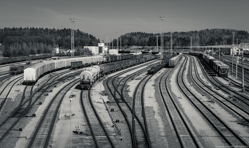 Oil and Tracks II