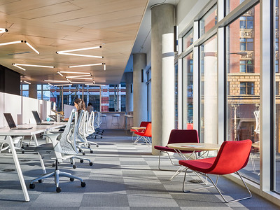 AWARD OF EXCELLENCE - PUBLIC & INSTITUTIONAL - SFU C. CHANG INNOVATION CENTRE