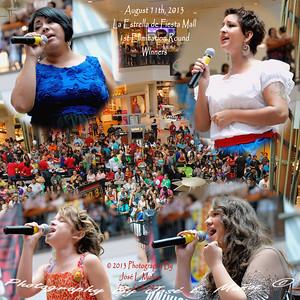 2013-08-11 La Estrella de Fiesta Mall--Round 1