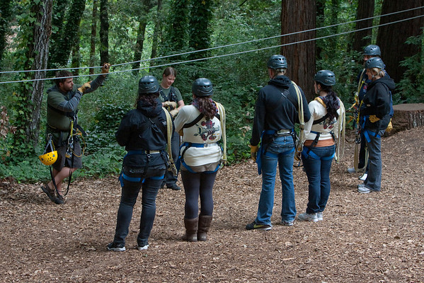 Redwood Canopy Tours 2010-08-20