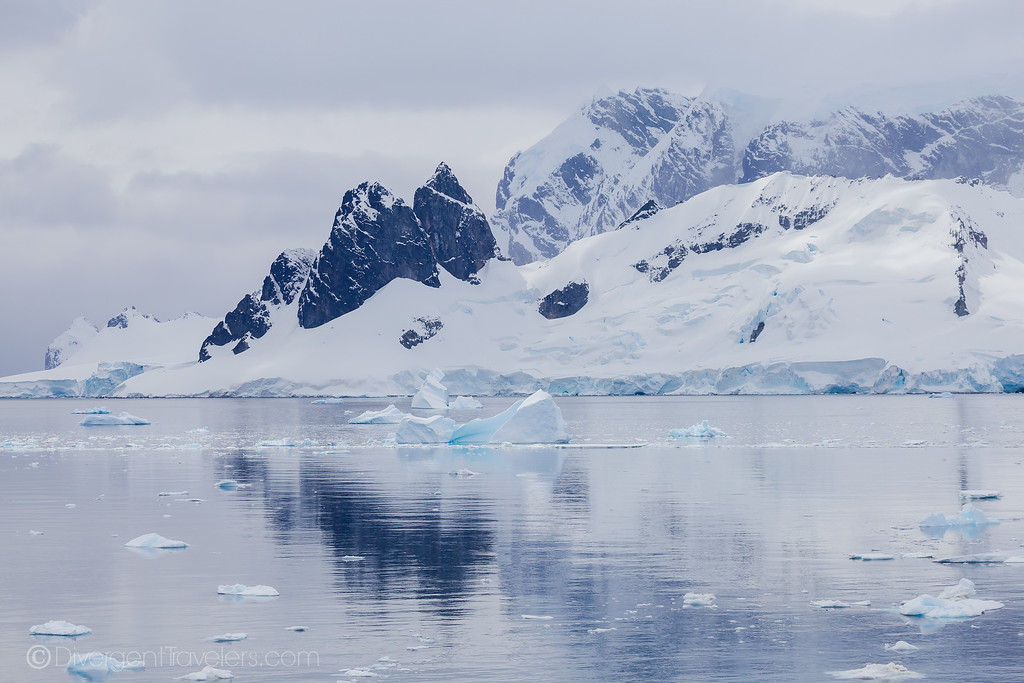 Going to Antarctica - Antarctic Peninsula, Lemaire Channel - Lina Stock