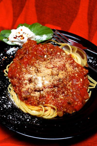 Recipe-Spaghetti  Ragu