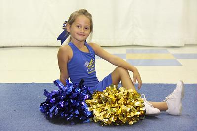 CRLL Cheerleading 2012