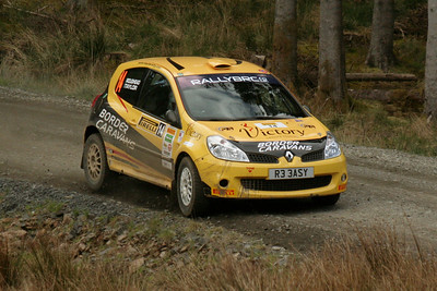S. M. C. Members at the Pirelli International Rally (27th / 28th of April 2012)
