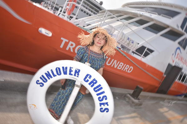 Sunlover Cruises 13th January 2020