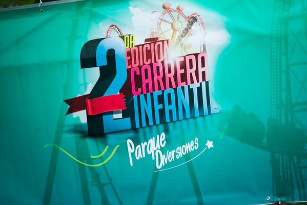 II Edición Carrera Infantil Run Planet - Parque de Diversiones