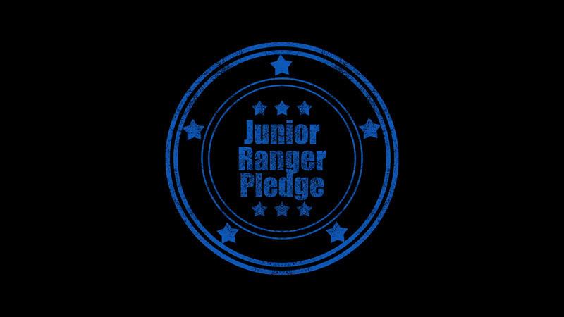 Junior Ranger Pledge