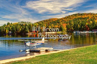 Fall Adirondack Park, NY