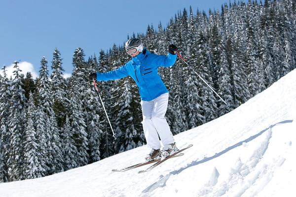Sturtevant's Skiing History Magazine Article Images