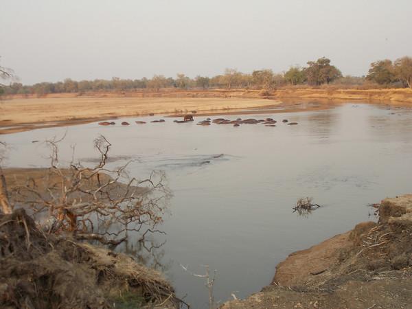 Scenic Zambia plus Kaingo Mwamba Camps