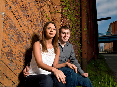 Josh and Jillian