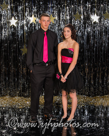 NFHS Homecoming Dance 2015