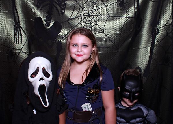 Kelly Whallon's Halloween Party 2016